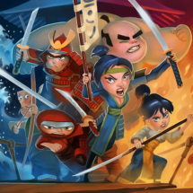 Key art for a Tower defense iOs game.