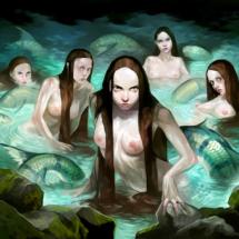 Cave mermaids