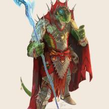 Serpentfolk General
