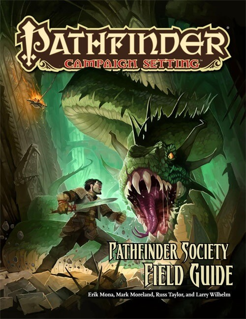 Cover for Pathfinder Companion. © Paizo Publishing, LLC 2011