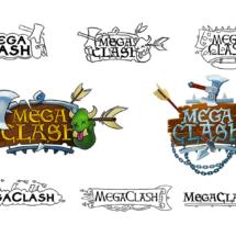 Megaclash logo