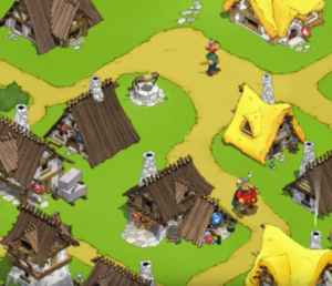 Asterix and Friends trailer