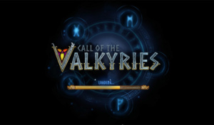 Logo for Call of the Valkyries