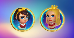 Princess and Queen