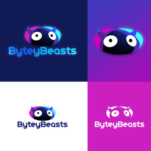 Logo for ByteyBeasts